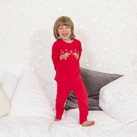 Christmas Reindeer Pyjama