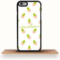 Cactus iPhone Case Personalised
