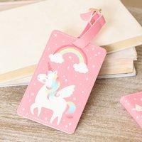 Rainbow Unicorn Travel Accessory Collection