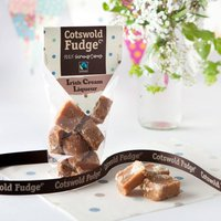 Irish Cream Liqueur Fudge