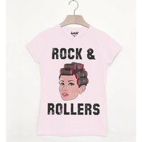 Rock And Rollers Women's Slogan T Shirt