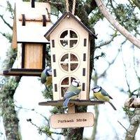 The Town House Bird Feeder