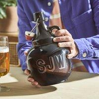 Monogram Amber Beer Growler 2 L