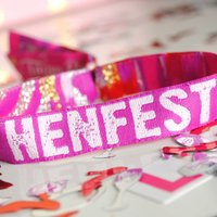 Henfest Hen Party Wristbands