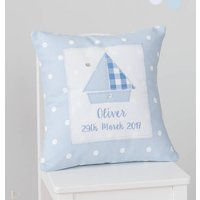 Personalised New Baby Boy Gift