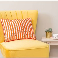 Rabbit Stripe Cushion