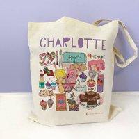 Personalised Baking Bag