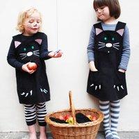 Halloween Cat Dress