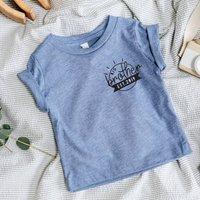 Personalised Big Brother Sibling T Shirt