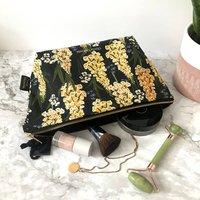 The Vintage Foxglove Luxury Wash Bag