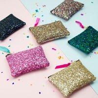 Mini Glitter Party Purse