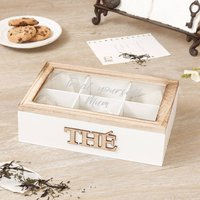 Personalised French Country Tea Box