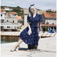 Nancy Dress | Authentic Vintage 1940s Style