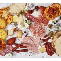L'aperifeast Italian Cheese And Charcuterie Feast