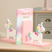 Back To School Rainbow Unicorn Accessories