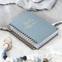 The New Mama Journal: Baby Book And New Mum Gift