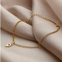 9ct Gold Hamsa Hand Bracelet, Gold