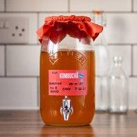 Kombucha Homebrew Kit + Taster Case Of Kombucha