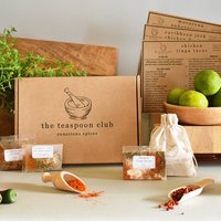 Family Dinners Spice Kit And Recipes Gift Box