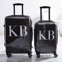 Monogram Personalised Suitcase