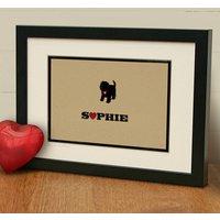 'Personalised Cavapoo Print' Dog Lover Gift
