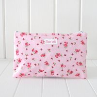 Childs Wipe Clean Personalised Pocket Purse