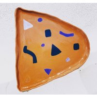 Throw Some Shapes Large Ceramic Platter
