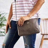 Personalised Womens Leather Handbag