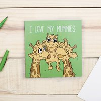 Mother's Day Card For Same Sex Parents