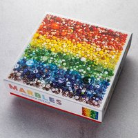 Rainbow Marbles 500 Piece Jigsaw Puzzle