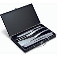 Posh BBQ Gift Set In Presentation Carry Case