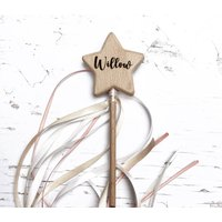 Personalised Flower Girl Wand