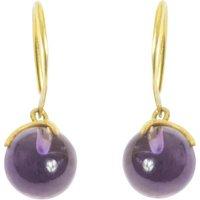 Amethyst Earrings Gift For Her