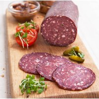 Scottish Wild Venison Green Pepper Salami