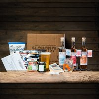 Ultimate Beer, Gin And Cheese Hamper