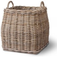 Tapered Rattan Basket