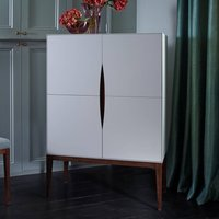 Lux Tall Square Sideboard