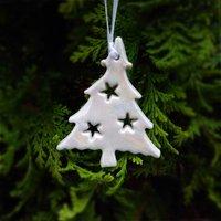 Handmade Christmas Tree Decoration
