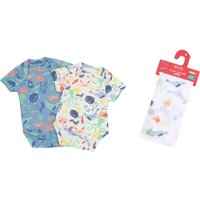 Underwater Bodysuits And Muslin Swaddle Set