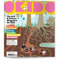 Okido Magazine Issue 17 All About Dirt