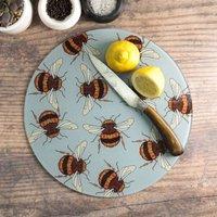 Wandering Bumblebee Kitchen Trivet