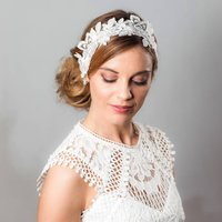 Briar Lace Hairpiece