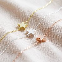 Single Star Bead Bracelet