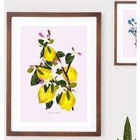 Limon Botanical Eco Print One Print = One Tree