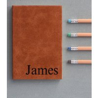 2019 Diary, Real Leather, Luxury Design, Chocolate/Russet/Red