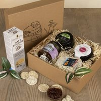The Cheese Lovers Gift Box Hamper