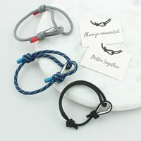 Men's Rope Infinity Bracelet