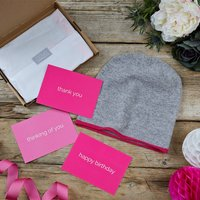Letterbox Beanie Gift