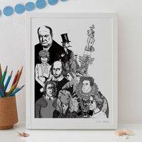 Great Britons Print