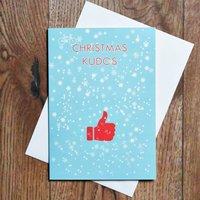 Christmas Kudos Christmas Card